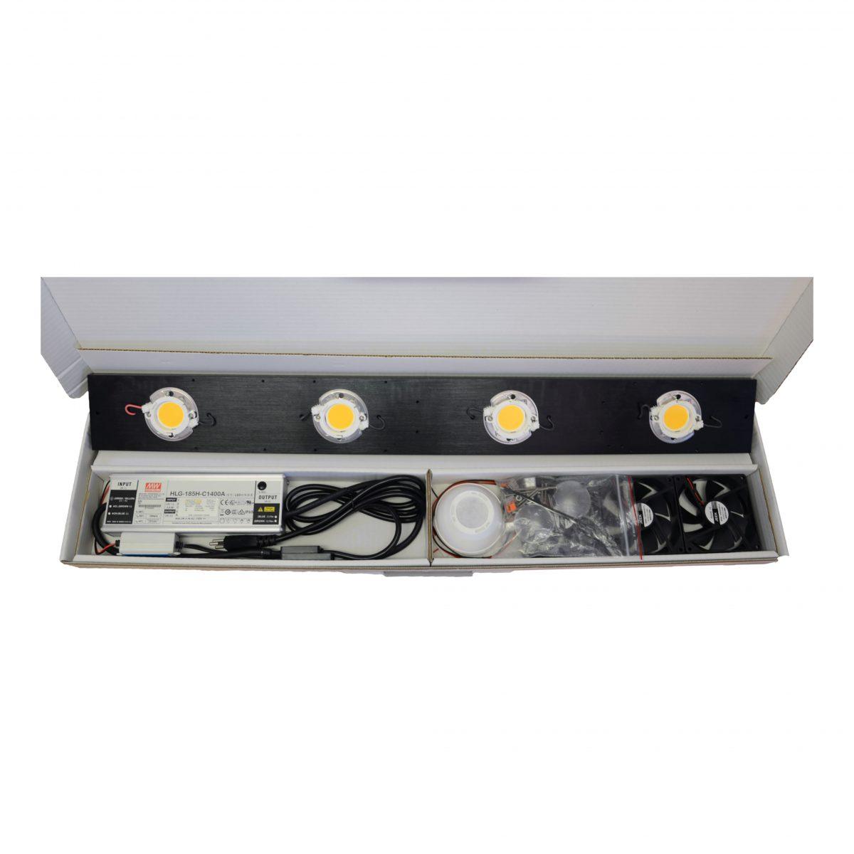 Ledrack Plus DIY Bausatz LED Pflanzenlampe LED Pflanzenlampe